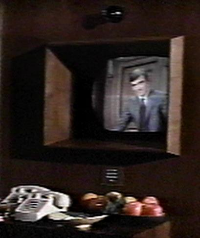 Fantasy 10-button wall videophone