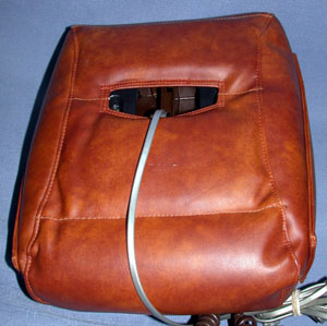 Kangaroo - Pouch Bottom - Leatherette