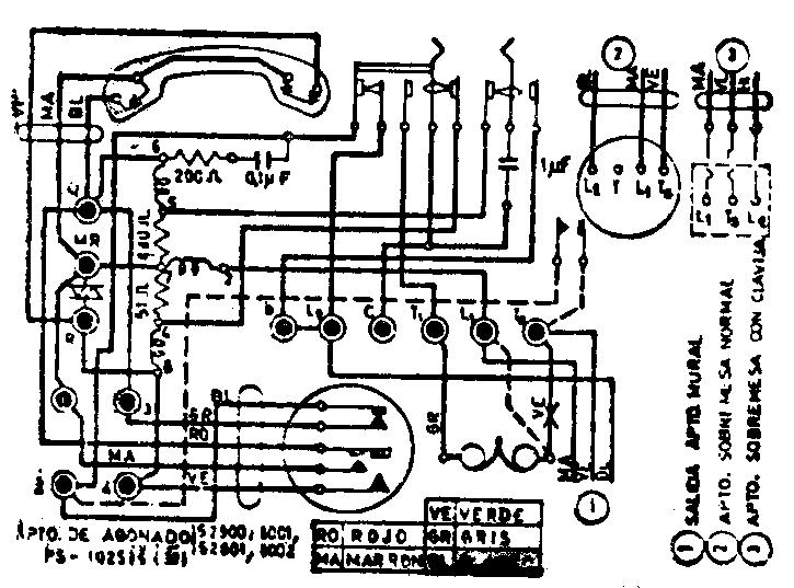 western electric ringer box wiring diagram