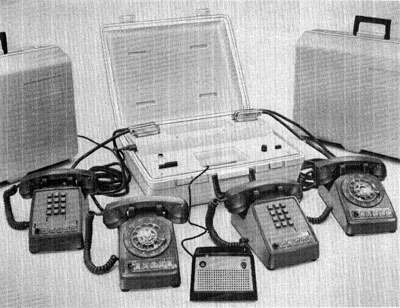 KS-21102 Business Phone Trainer