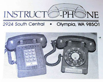 Instruct-o-Phone logo