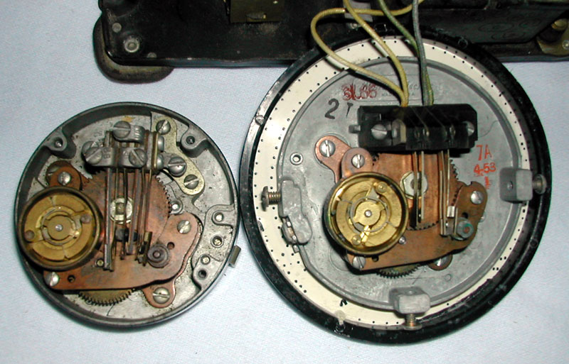 6A and 7A dials