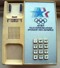 Olympics 1984
