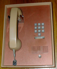 WE 1500-series Panel Phones