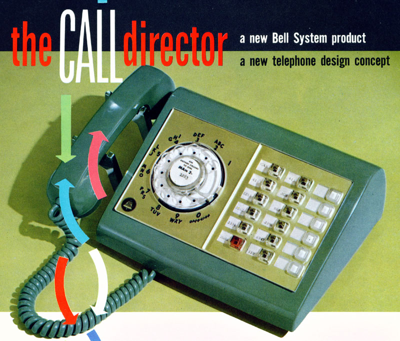 WE 600 Call Director