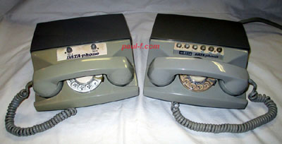 Data Phones 401E and 804A