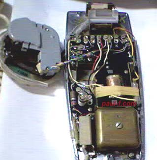 Compact Phone Inside View